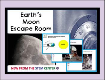 The Moon Escape Room