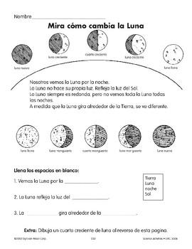 The Moon/La Luna