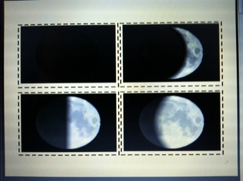 The Moon Phases