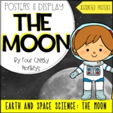 The Moon Posters and Display // Phases of the Moon