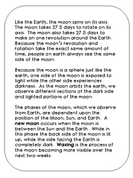 The Moon Reading Station