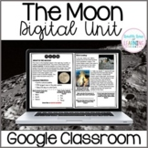 The Moon Research Digital Unit for Google Classroom