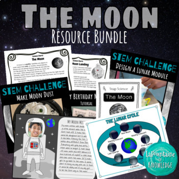 The Moon Resource Bundle