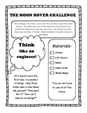 The Moon Rover Challenge - STEM