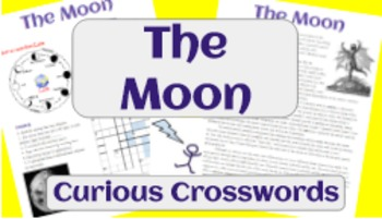 The Moon- Science Reading Activity