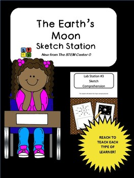 The Moon Sketch Station