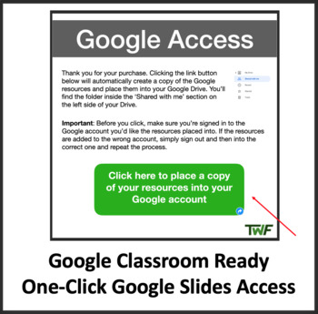 The Moon - Google Slides and PowerPoint Lesson