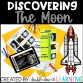 The Solar System: The Moon Research Unit with PowerPoint