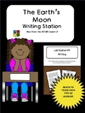 The Moon Writing Station