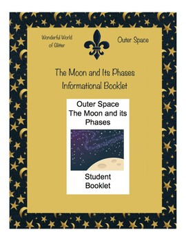 The Moon and It's Phases Packet