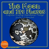 The Moon and Its Phases Reading Comprehension Activity