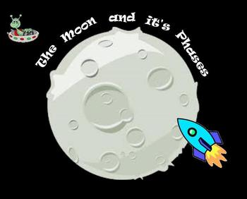 The Moon and it's Phases - A Third Grade SmartBoard Introduction