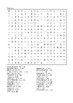 The Moon is Down by John Steinbeck - Word Search Puzzle