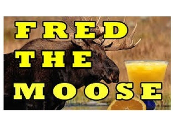 The Moose Song PowerPoint