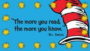The More You Read Card