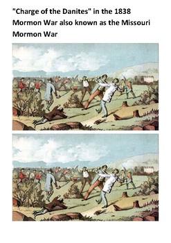 The Mormon War of 1838 Handout