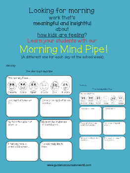 The Morning Mind Pipe