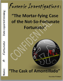 The Mortar-fying Case of the Not So Fortunate Fortunato