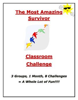 The Most Amazing Survivor Classroom Challenge