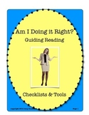 Guided Reading -Am I Doing it Right?! A Literacy Coaching Tool