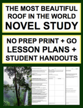The Most Beautiful Roof in the World: KUD Lesson Plans & Handouts NO PREP