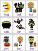 Halloween Game: Short Vowels Word Work