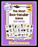 HALLOWEEN LITERACY CENTERS | Short Vowels Games | CVC Games