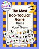 HALLOWEEN LITERACY CENTERS | Long Vowels | Vowel Teams GAMES