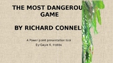 The Most Dangerous Game A Power Point Presentation Tool