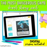 The Most Dangerous Game Short Story Unit