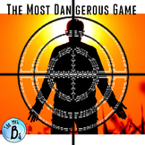 """""""The Most Dangerous Game"""" Critical Thinking Questions  {CCSS}"""