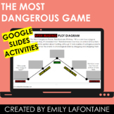 The Most Dangerous Game Google Slides Digital Reading Comp