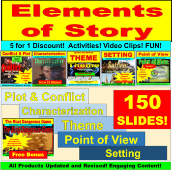 Elements of Story Bundle