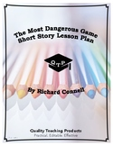 Lesson: The Most Dangerous Game Lesson Plan, Worksheets, Key