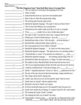 The Most Dangerous Game  Grade 9    Free Printable Tests and also Lesson  The Most Dangerous Game Lesson Plan  Worksheets  Key moreover  further The Most Dangerous Game Scavenger Hunt and KEY 33q by Lonnie Jones furthermore The Most Dangerous Game Characterization Worksheet   Short Stories further  together with Bolt  Lesson Plan Changes  Facing Monsters Unit besides The Most Dangerous Game Summary   Richard Connell   Most Dangerous also  additionally  furthermore Most Dangerous Game Worksheet   Free Printables Worksheet also The Most Dangerous Game By mta transit map chicago airport map also The Most Dangerous Game by Sweetpatootie   Teachers Pay Teachers together with The Most Dangerous Game Summary   Richard Connell   Most Dangerous further SparkNotes  The Most Dangerous Game also 46 The Most Dangerous Game Worksheet Pre Ap  Quiz Worksheet The Most. on the most dangerous game worksheets