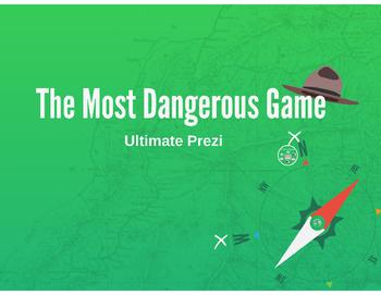 The Most Dangerous Game Short Story PREZI