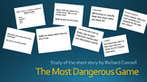 The Most Dangerous Game- Study of the short story by Richa