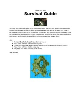 The Most Dangerous Game Survival Guide