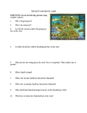 The Most Dangerous Game Worksheet (Story, Characters, and