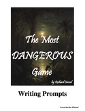 The Most Dangerous Game Writing Prompts