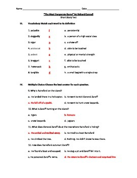The Most Dangerous Game  prehension Worksheet Answer Key   Games besides The Most Dangerous Game Worksheets ABITLIKETHIS  The Most Dangerous together with Plot Diagram for the Most Dangerous Game by Richard Connell Elegant further Lesson  The Most Dangerous Game Lesson Plan  Worksheets  Key also The Necklace Worksheets   Elitflat as well  besides  additionally Most Dangerous Game Worksheet Davezan  The Most Dangerous Game also  also Plot Diagram   The Most Dangerous Game   TeacherLingo as well Most Dangerous Game short story lit  ysis worksheets   tasks furthermore English worksheets  The Most Dangerous Game Lesson Plan further The Most Dangerous Game Vocab Study moreover  in addition  as well The Most Dangerous Game Summary Storyboard by rebeccaray. on the most dangerous game worksheets