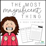 The Most Magnificent Thing - Growth Mindset & Perseverance
