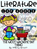 The Most Magnificent Thing Literature Lap Book
