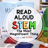 The Most Magnificent Thing READ ALOUD STEM™ Activity + Distance Learning Google