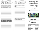 The Mostly True Adventures of Homer P. Figg Trifold - Wonders 6th Gr Un 1 Wk 2