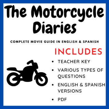 The Motorcycle Diaries (2004) - Complete Movie Guide