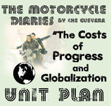 """Motorcycle Diaries Book (""""The Costs of Progress and Global"""