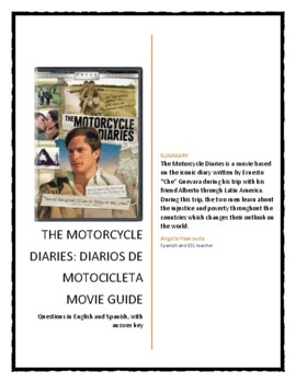 The Motorcycle Diaries Movie Guide