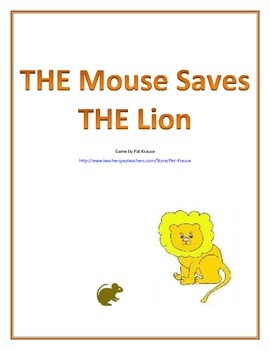 Sound of Mm - The Mouse Saves The Lion
