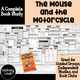 The Mouse and The Motorcycle- Book Study